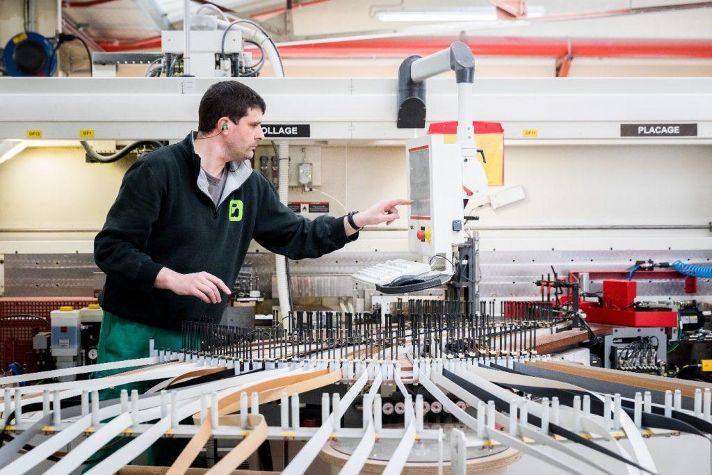 Industrie savoir faire unique meubles gautier