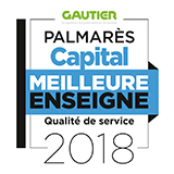 Gautier élu meilleure enseigne 2018